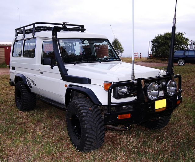 Harbs Troopy Quot The General Quot Australian 4wd Action Forum